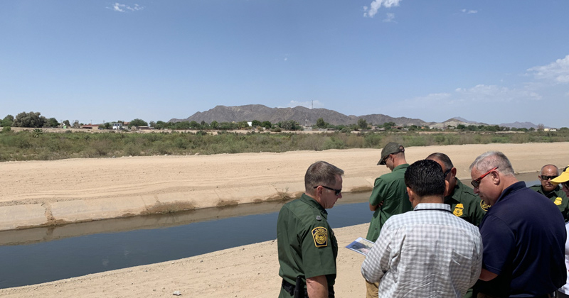 Army Secures 560 Acres of Land Along Border for Wall Construction