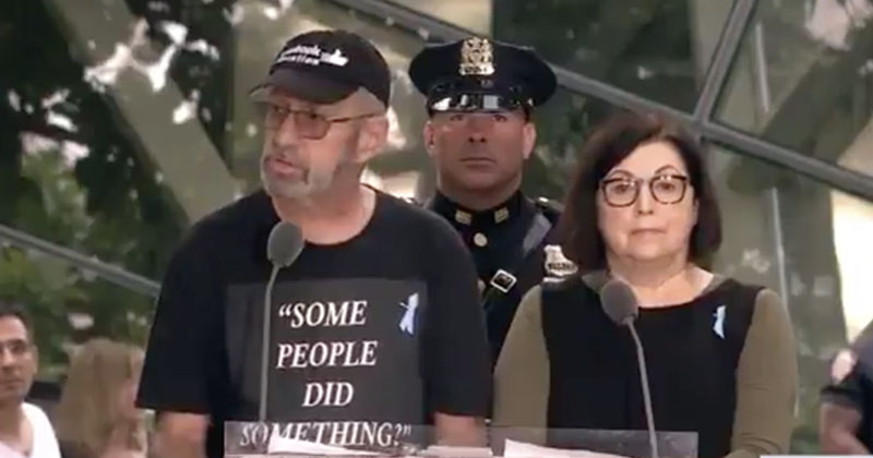 9/11 Victim's Son Takes Ilhan Omar To Woodshed at Ground Zero Commemoration