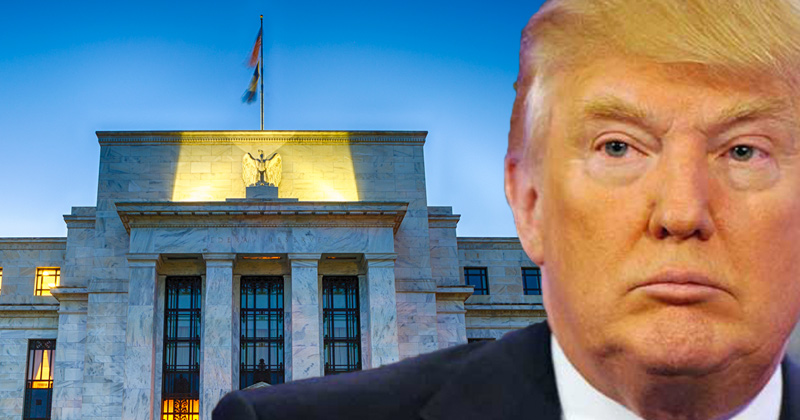 Federal Reserve Chairman Donald Trump? POTUS Could Save America