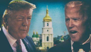 Biden Can't Keep Ukraine Story Straight