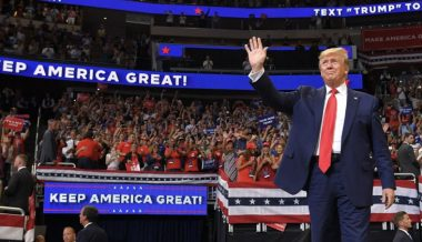 Watch Live: Trump Holds MAGA Rally In New Mexico