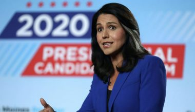 Tulsi: U.S. Acting Like Saudi Arabia's 'Bitch' Over Oil Attack
