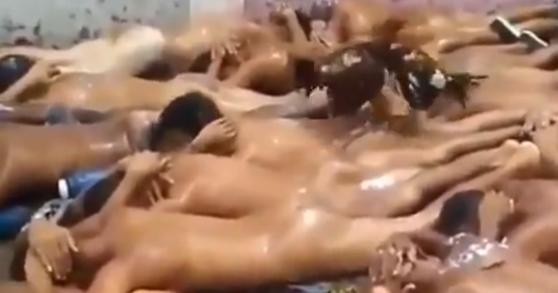 Venezuela: Video Shows Guards Laughing at Prisoners as Roosters Fight on Their Naked Bodies