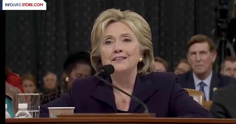 MUST SEE: The Video Of Hillary Clinton Lying That YouTube Tried To Bury