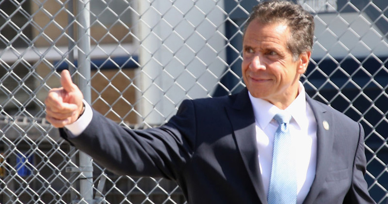 "Dem NY Governor Andrew Cuomo Says ""N**ger Wops"" on Radio Show"