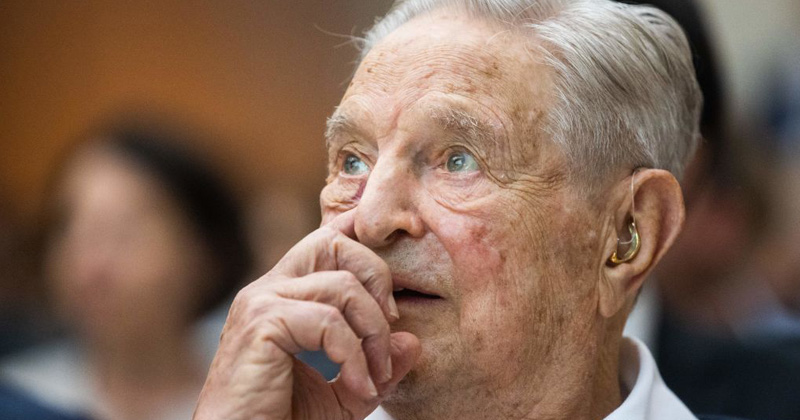 Soros Claims Tide Is Turning Back To Globalists, Says He's Proud Of Having Enemies