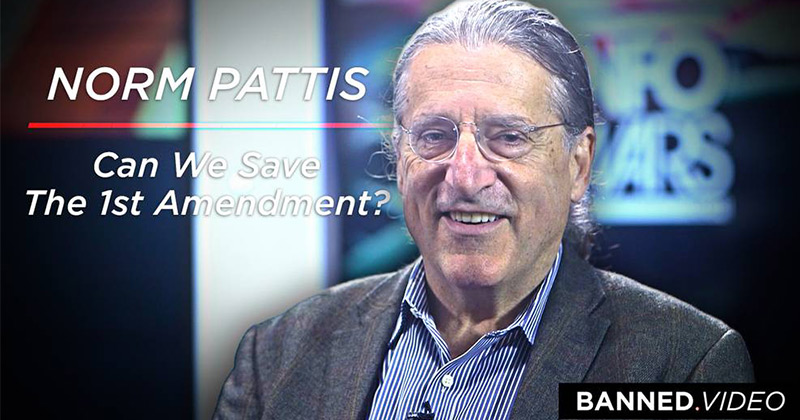 Can The 1st Amendment Be Saved? A Conversation With Norm Pattis