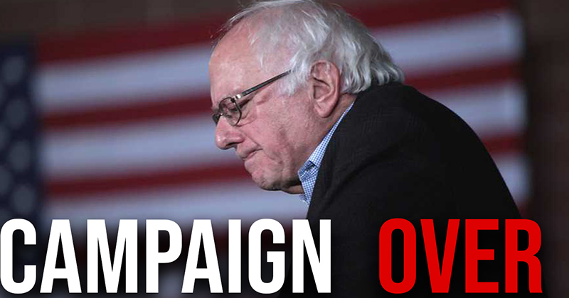 Bernie Sanders Hospitalized: Campaign Over?