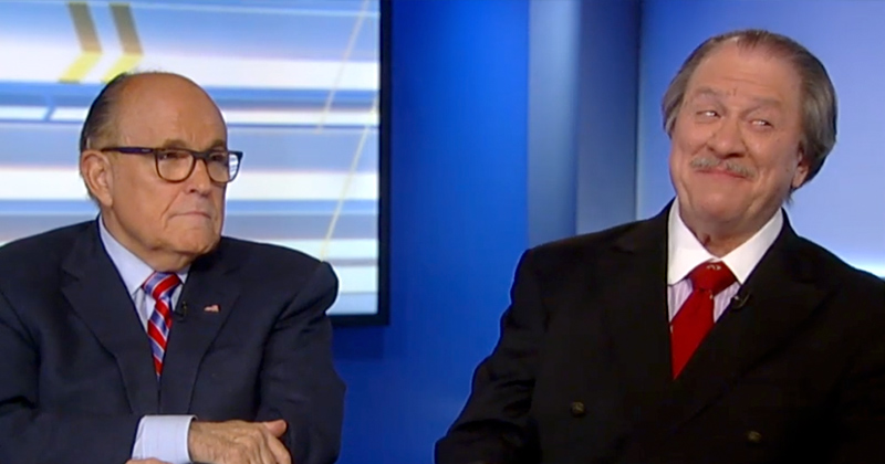 Fireworks in October: Giuliani Says Biden, Clinton, Obama To Be Exposed Within Weeks