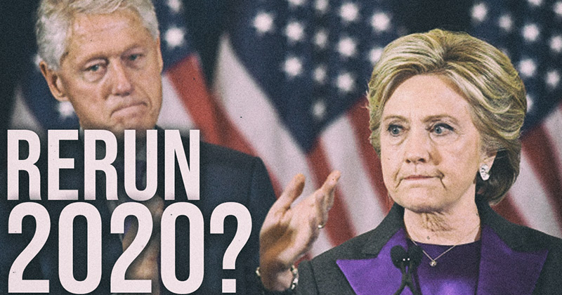 Fmr. Clinton Adviser Reines: 'Unlikely' Hillary Runs in 2020, But She Might Be Best to Beat Trump