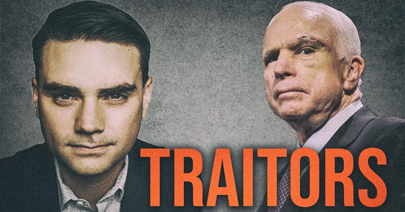Neocon War Hawks Are Traitors To America