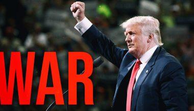 Trump Declares WAR Against Impeachment