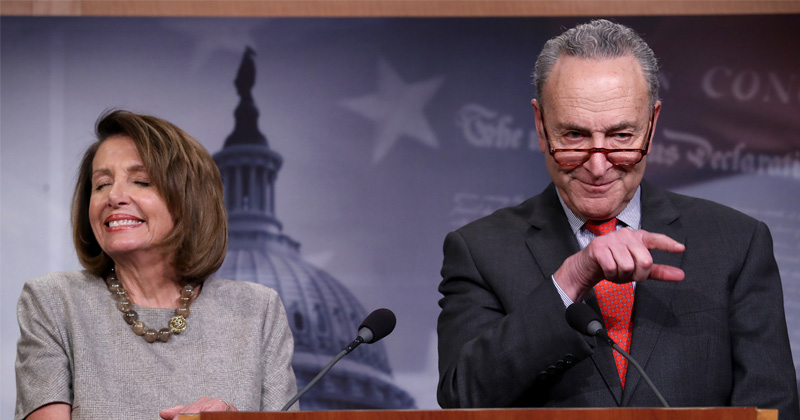 Dems Full Steam Ahead with Deep State Coup Against Trump
