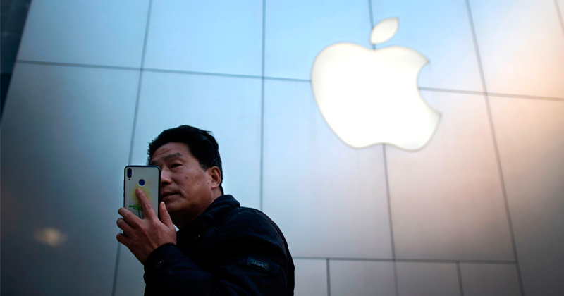 Apple Deletes Police-Tracking App Used by Hong Kong Protesters