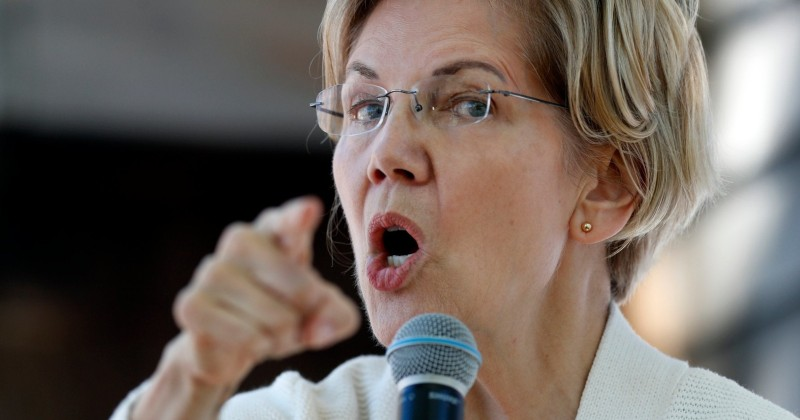 Warren Admits She Shouldn't Have Claimed To Be Native American: 'I Shouldn't Have Done It, I'm Not A Person Of Color'