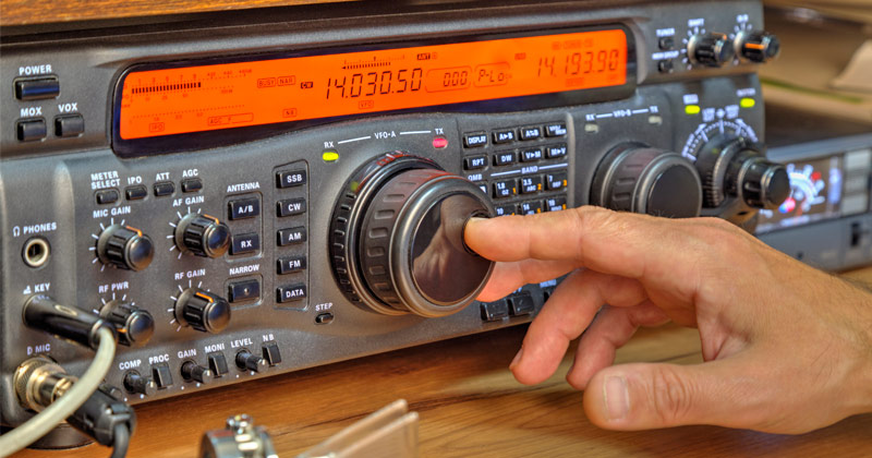 California Shutting Down Ham Radio Networks Despite Recent Wildfires, Blackouts