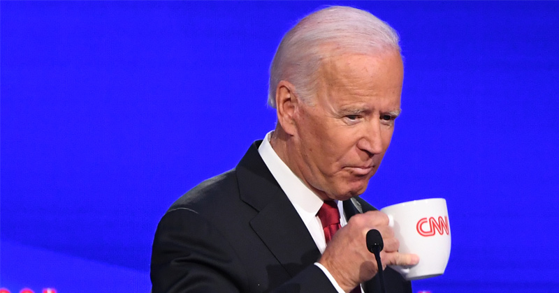 CONFUSION: Biden says he'll ELIMINATE cap gains tax — before saying he'll DOUBLE it