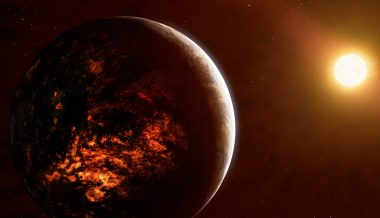 Astrophysicists use artificial intelligence to determine exoplanets sizes