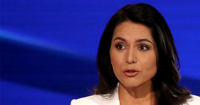 Tulsi Gabbard Faces The Repercussions For Challenging Hillary Clinton During Fifth Debate