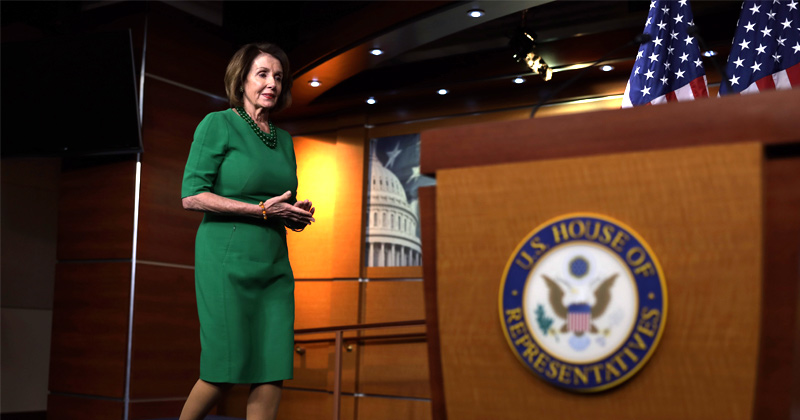 Pelosi Reportedly Places A Hold On Inquiry Vote, Raising Questions About Level Of Support