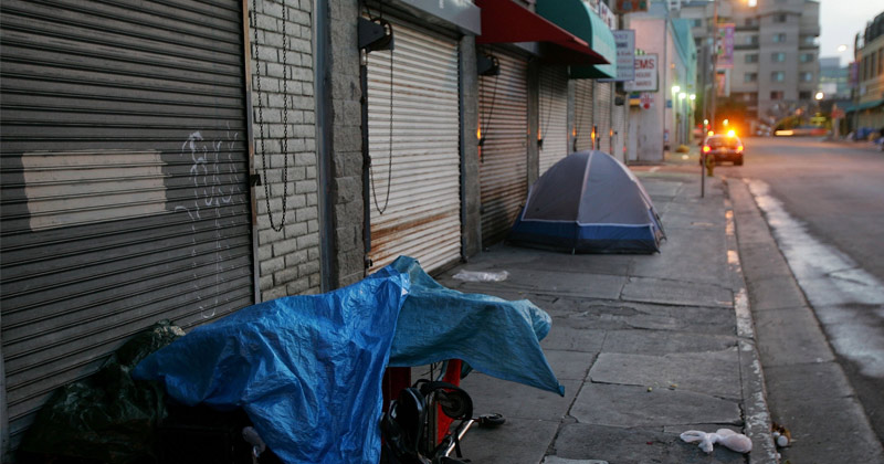 California Has the Nation's Worst Poverty Rate, New Census Data Shows