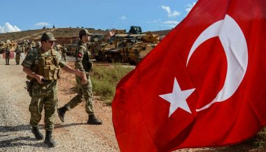 Turkey and Russia to start patrolling Kurdish areas in northern Syria together on Friday – Erdogan