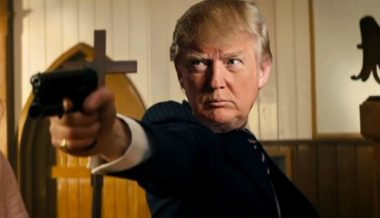 Media Contrives New Hysteria Out of Violent Trump Meme Video