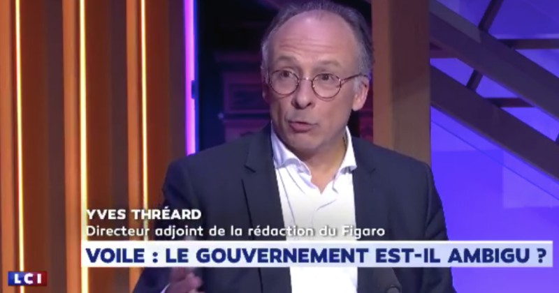"""Deputy Editor of Le Figaro Condemned For Saying Everyone Has the """"Right to Hate Religion"""""""