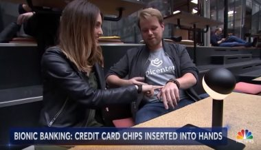 NBC News Promotes Convenience of Getting a Microchip in Your Hand