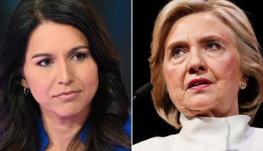 Hillary Clinton Cancels Appearance at Event Where Tulsi Gabbard is Speaking
