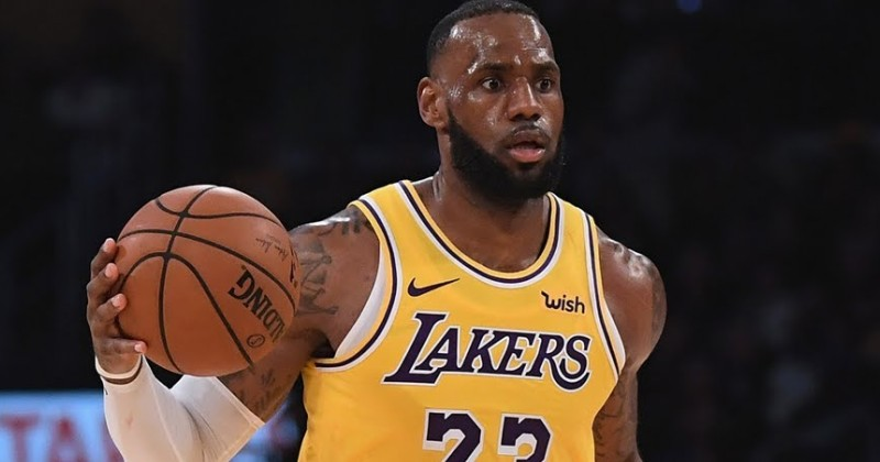 Chinese Communist Party Says Criticizing LeBron James is 'Racist'