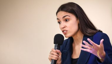 AOC Says Her 'Dreams of Motherhood' Are 'Bittersweet' Because of Climate Change