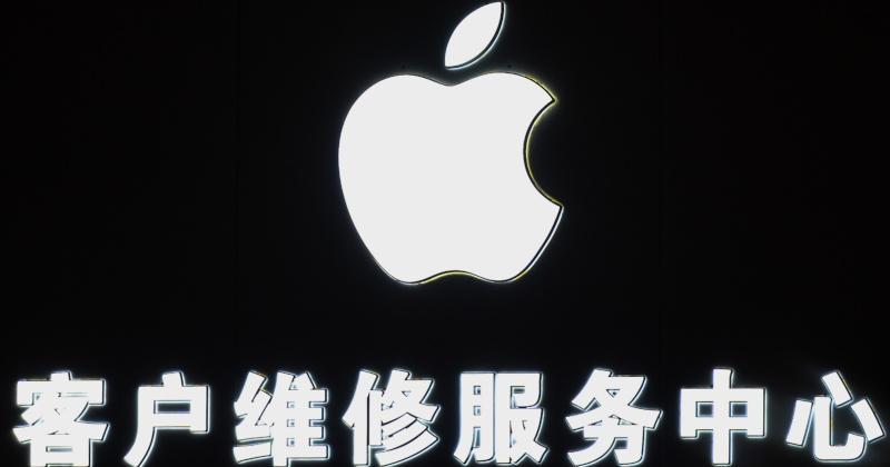 For Apple, It's Time To Choose: America, Or China?