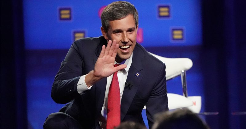 Exclusive: Beto's Prep School Yearbook Did Not Refer To Him as 'Beto'