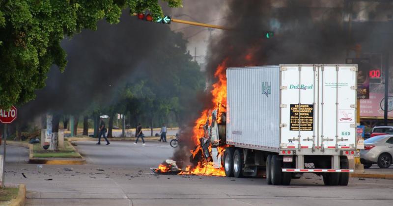 Gun Battle Rages in El Chapo Stronghold