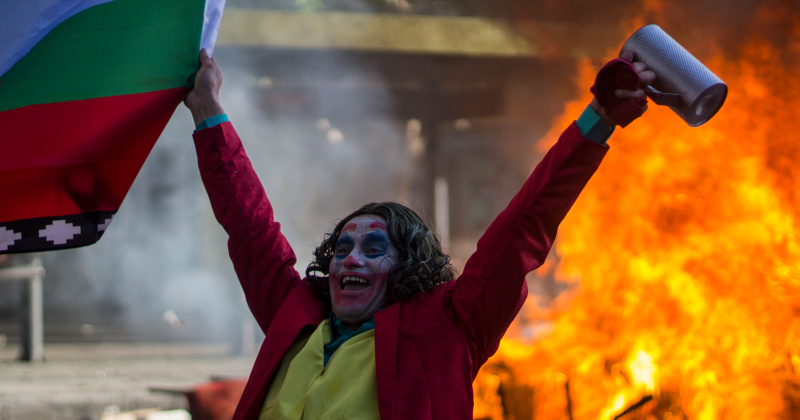 Protests Rage in Chile