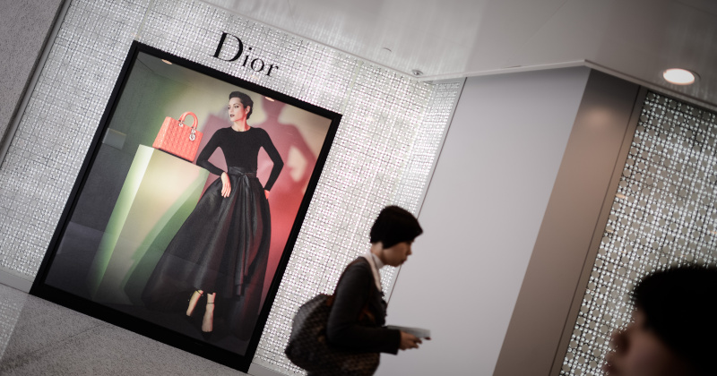 Dior Apologizes After Map of China Omits Taiwan