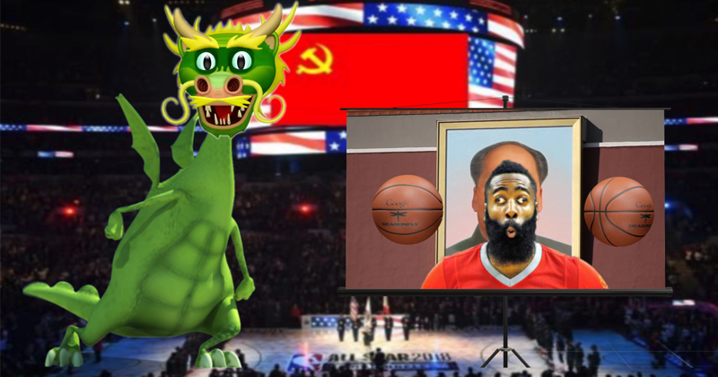NBA Publicly Bows To China
