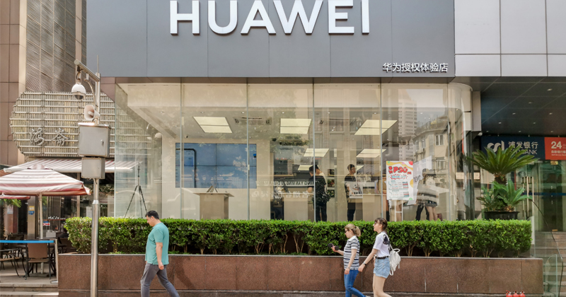 Huawei Executives Trying to Secure Meeting With Trump Amid Sanctions