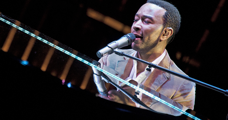 John Legend's 'Baby, It's Cold Outside' Cover Features The Line 'It's Your Body, And Your Choice'