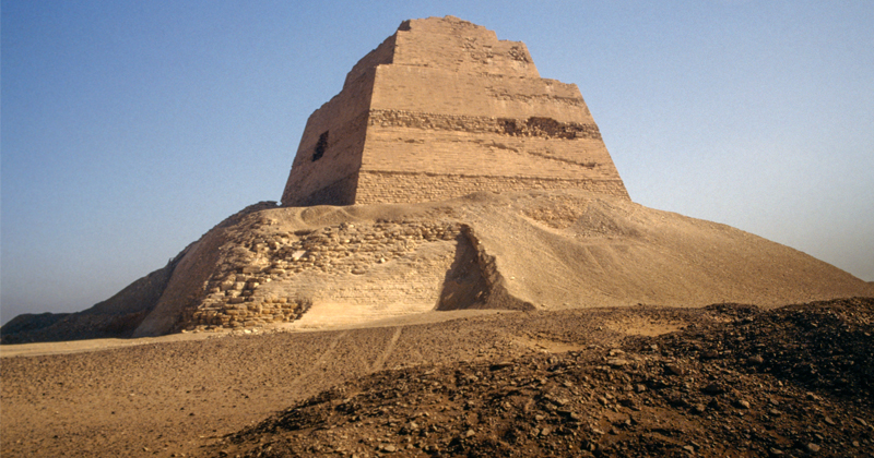'Human Soup' Found in Giant Tomb of Egyptian Pyramid