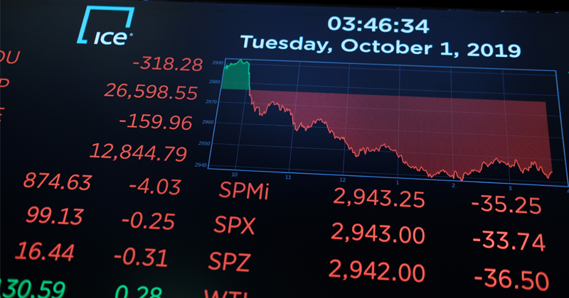 Manufacturing Survey Rocks Stock Market