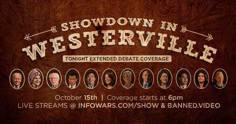 Livestream Coverage: Showdown in Westerville, The 4th Round Of Dem Debates