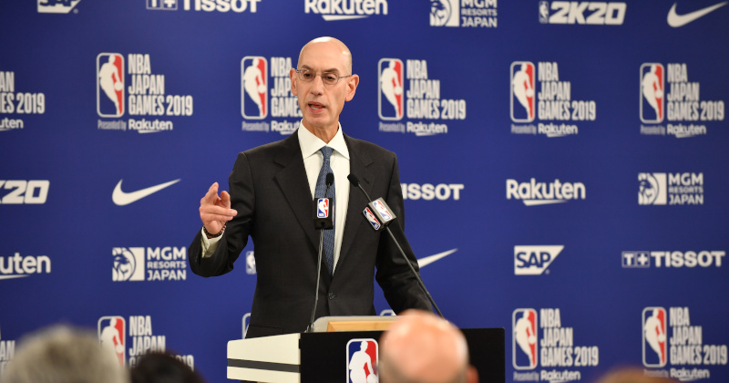 China Cancels NBA Broadcasts Amid Outrage Over Hong Kong Tweet