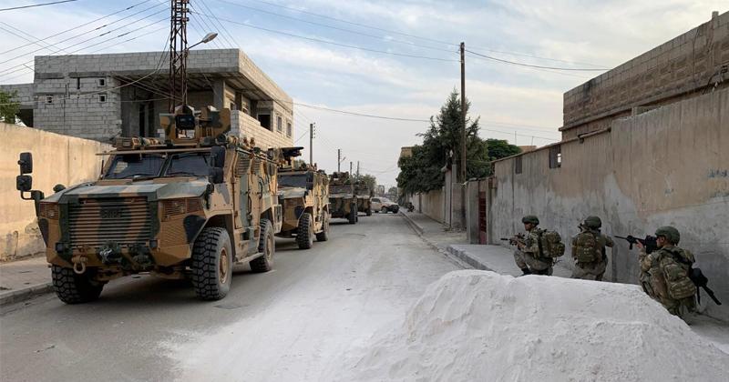 "Trump Attributes ""Tough Love"" to US, Turkey Ceasefire"