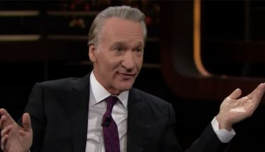 Bill Maher: My Confidence 'Waning' That Joe Biden Can Beat Trump in 2020