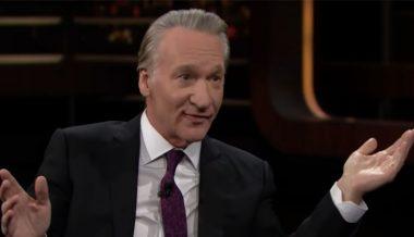 Bill Maher: My Confidence 'Waning' That Joe Biden Can Beat Trump in 2020