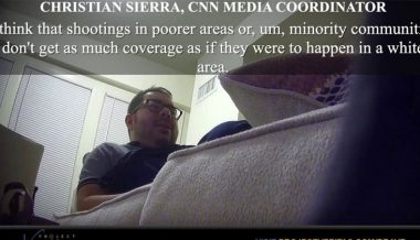 CNN Employee Confesses That MSM Ignores Shootings In 'Minority Communities'