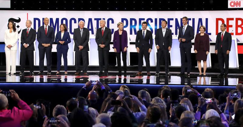 Watch: 4th Democrat Debate Highlight Compilation