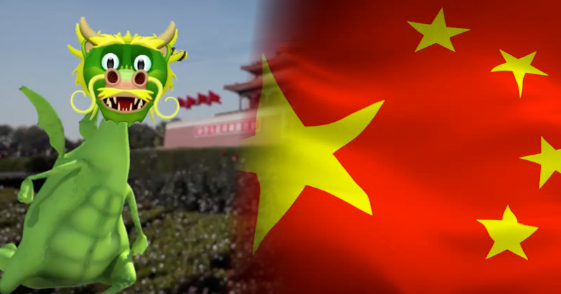 Watch: Infowars Bows to Communist Chinese Censorship